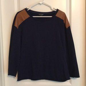 Top shop sweatshirt- 10